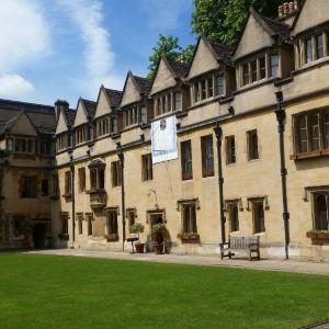 牛津大学布雷齐诺斯学院旅游景点攻略图