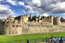 在伦敦塔,重温英国900年前的历史