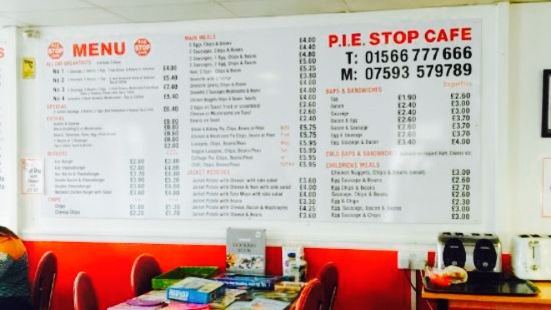 The Pie Stop Cafe