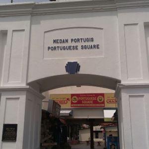 葡萄牙村旅游景点攻略图