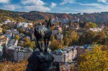 冬季疗养新选择|捷克童话小镇的温泉可以直接喝,而且还免费!