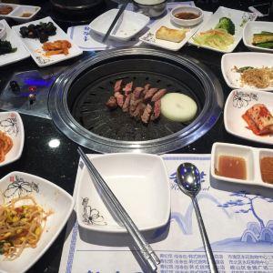 青松馆烧烤(香港中路佳世客店)旅游景点攻略图