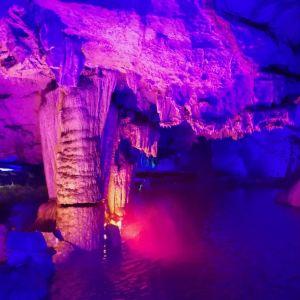 紫云洞景区旅游景点攻略图