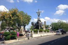 宿务遗产纪念碑,城市地标之一。