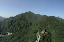 南岭国家森林公园小黄山景区乳峰楼