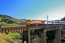 在新西兰重拾火车情结,南北岛火车之旅,让你看尽一路的纯净美景