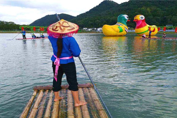 Jingzhou Minsu Wenhua Kangyang Tourism Sceneic Area3