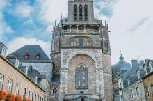 查理曼大帝的杰作-亚琛大教堂