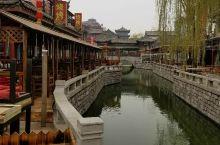 杏花春雨里的滦州古城