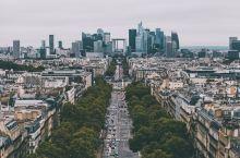 遇见不一样的【法国】,建筑、街头与城市航拍