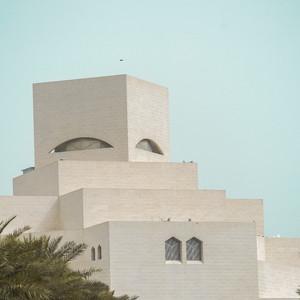 卡塔尔游记图文-多哈,看完这篇你会对它着迷
