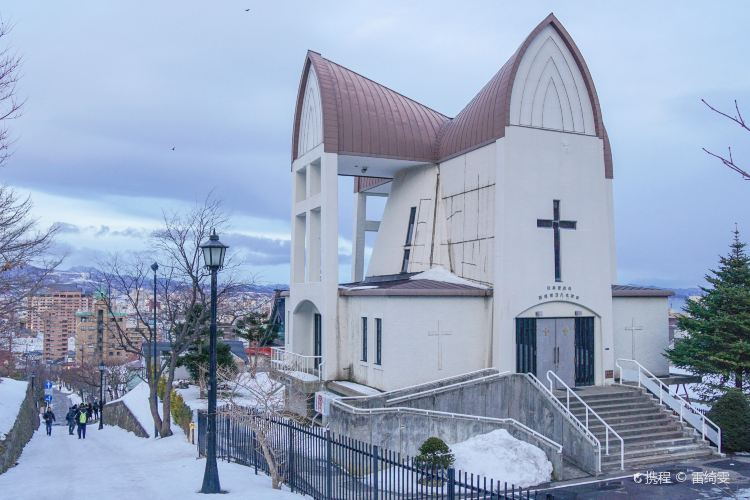 St.John's Church Hakodate1