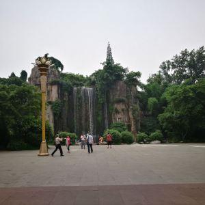 迎宾广场旅游景点攻略图