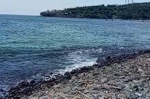 印尼龙目岛圣吉吉海滩
