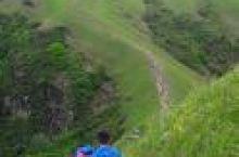 徒步武功山风景,观云海仙踪。