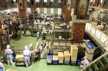 白色恋人巧克力工厂