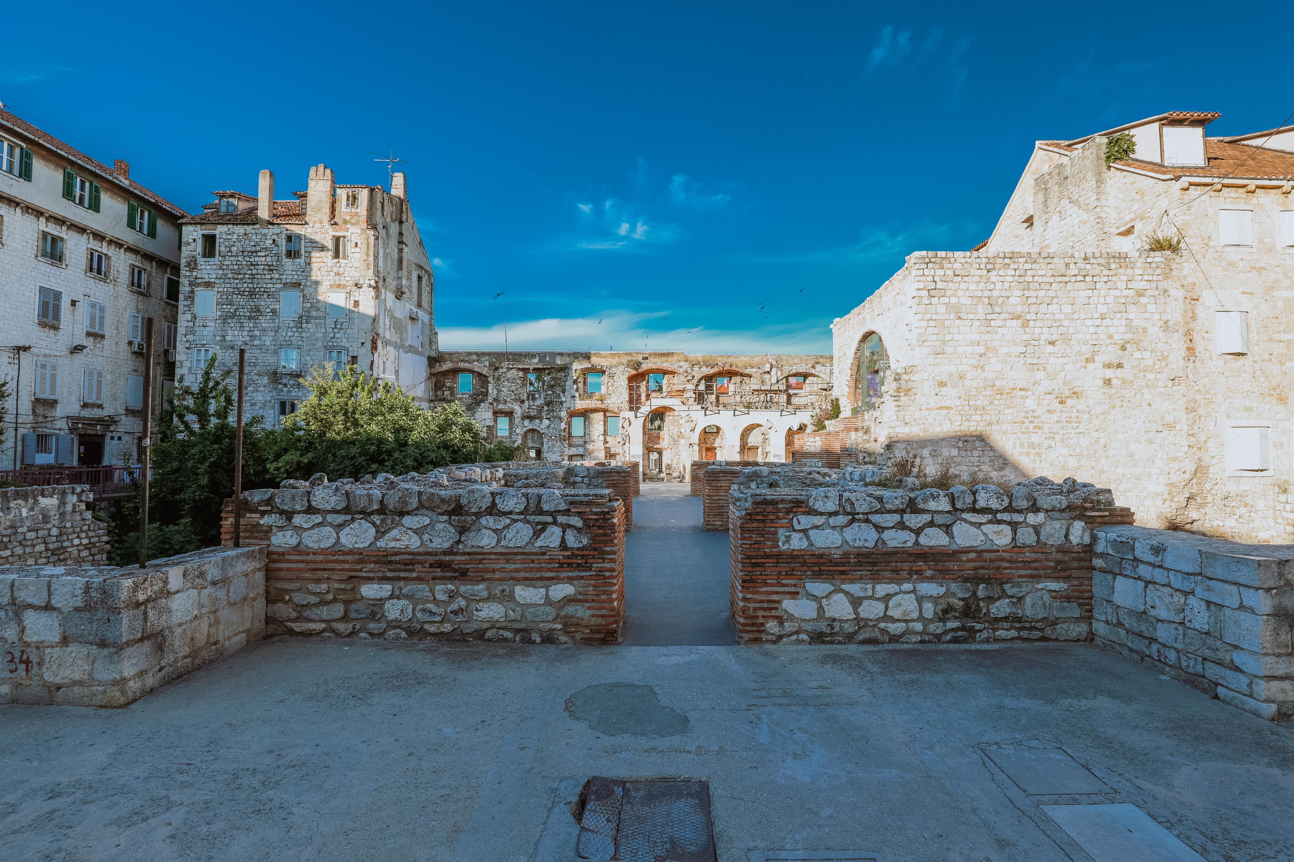 斯普利特老城