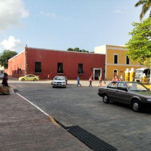 Kukulcan大道旅游景点攻略图