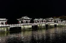古城潮州夜景图2