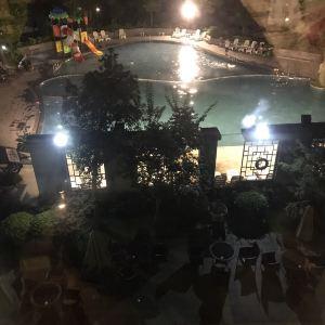 万绿城柏兰廷酒店中餐厅旅游景点攻略图