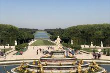 巴黎凡尔赛宫花园