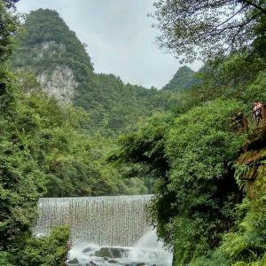 卧龙潭旅游景点攻略图