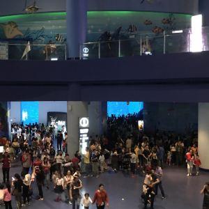 南昌融创海世界旅游景点攻略图