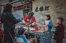 太原网红拍照打卡地📷:青龙古镇 |