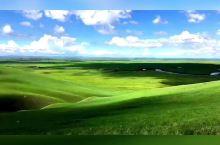 呼伦贝尔大草原,金庸笔下那片一望无际的草原,弯弓射大雕