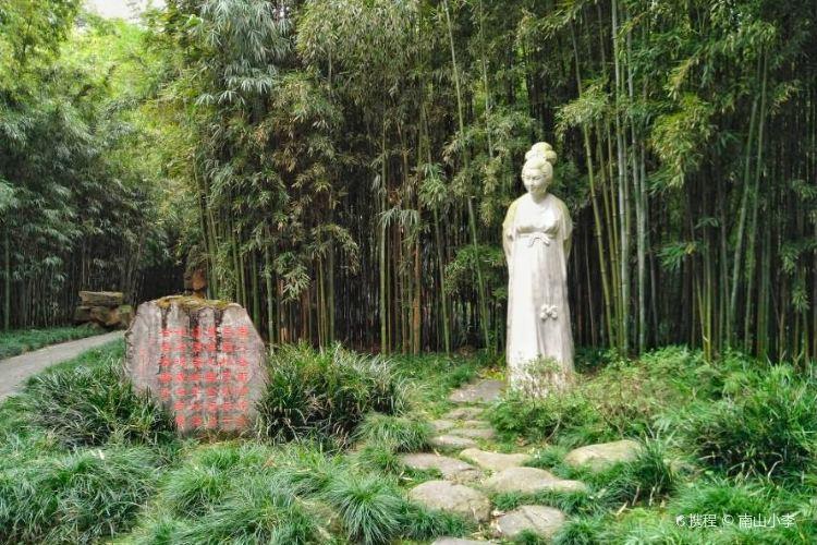 Xue Tao Memorial Hall4
