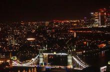 伦敦美食|伦敦夜景最美视角,藏在碎片大厦
