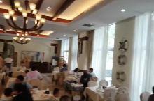 北戴河起士林大饭店早餐厅