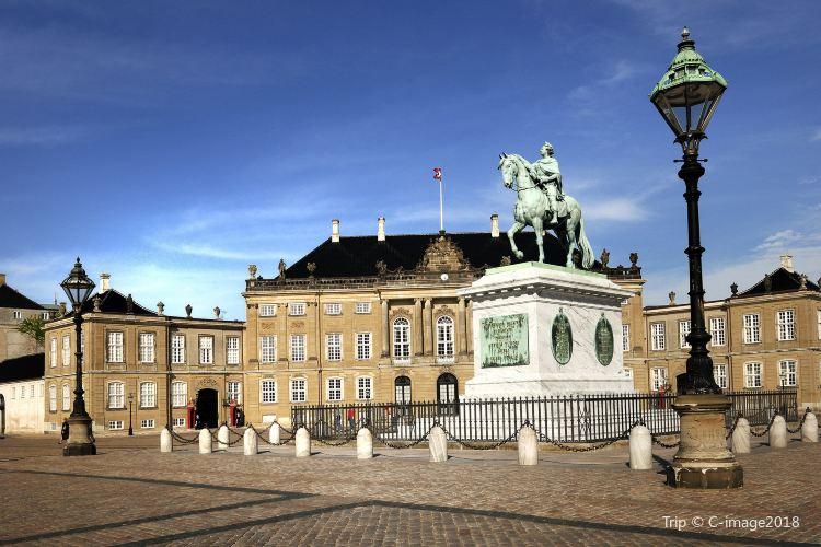 Amalienborg Palace4