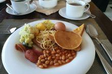 斯里兰卡第一天的早餐