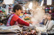 首尔必打卡—广藏市场