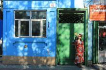 喀赞其,心融化在那蓝色的童话世界里