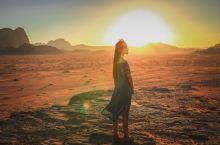 「欢迎来到火星」约旦瓦迪拉姆沙漠🏜