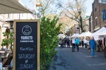 打卡 悉尼岩石区周末市场,好逛又好玩