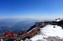 国内风光 玉龙雪山高原雪景
