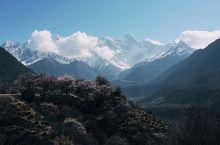 南迦巴瓦峰-中国最美的雪山