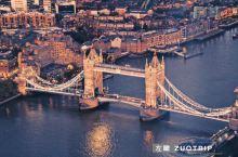 在高处看伦敦,我知道了什么是世界顶级大都市。