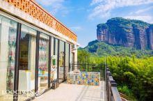 网红复古欧美工业风民宿,藏在丹霞山的背后