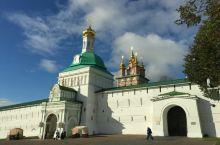 莫斯科的金环——谢尔盖耶夫镇