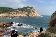 大头州景色怡人 山萌海誓、海枯石烂,香港婚紗照的热门圣地😁