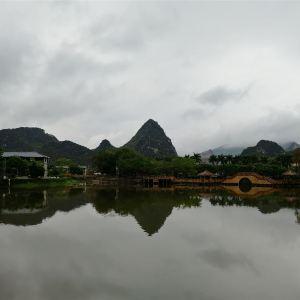 龙山景区旅游景点攻略图