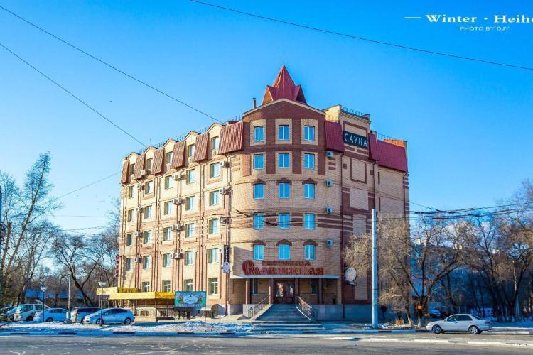 俄羅斯布拉戈維申斯克火車站3