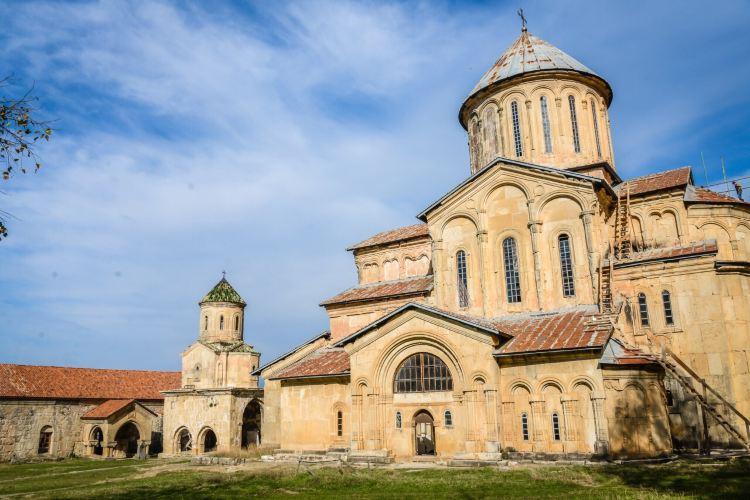 Bagrati Cathedral2