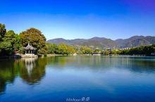 #元旦去哪玩#台州园林之首东湖公园