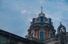 瓜达拉哈拉城里的教堂