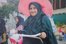 #向往的生活#雅加达老城旅游!小众印尼打卡地